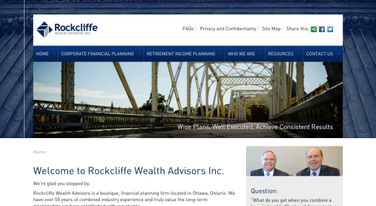 Rockcliffe Wealth Advisors Inc.